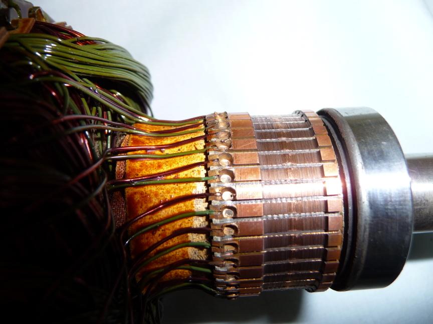 Dc motor overhaul electromotors for Dc electric motor repair